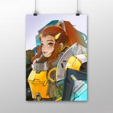 Overwatch: Brigitte