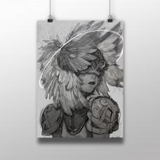 Feather Helmet